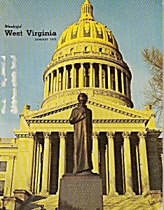 Wonderful West Virginia  magazine-  January 1975 (Image1)