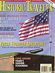 Historic Traveler magazine -=  June 1996 (Image1)