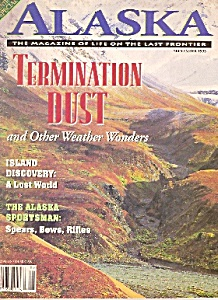 Alaska Magazine -  September 1995 (Image1)