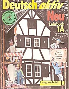 Deutsch aktiv -  1986 -  Neu Lehrbuch - (Image1)