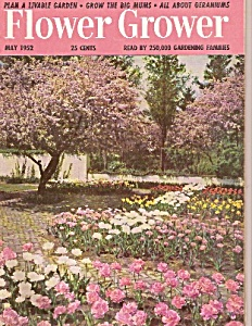 Flower Grower magazine - May 1952 (Image1)