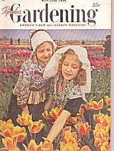 Popular Gardening magazine -  May-June 1950 (Image1)