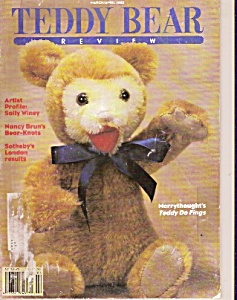 Teddy Bear Review - March/april 1993