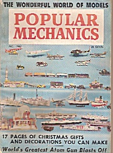Popular MecHANICS -December 1960 (Image1)