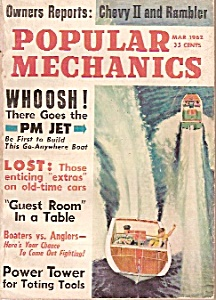 Popular Mechanics -  March 1962 (Image1)