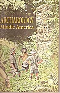 Archeology magazine -   1971 (Image1)