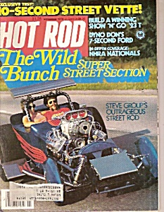 Hot Rod Magazine -  November 1978 (Image1)