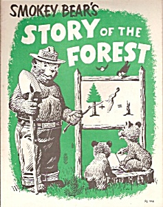 Smokey Bear's Story of the Forest -   1981 (Image1)