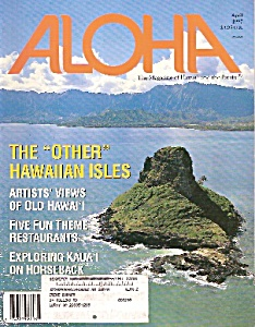 Aloha magaqzine -  April 1997 (Image1)