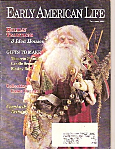 Early American Life magazine-  December 1992 (Image1)