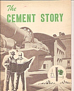 The Cement Story -  copyright 1958 (Image1)