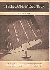 The Telescope messenger -  January 11, 1958 (Image1)