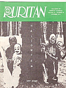 Ruritan Magazine -  October 1973 (Image1)