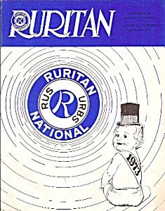 Ruritan Magazine-  Janaury 1973 (Image1)