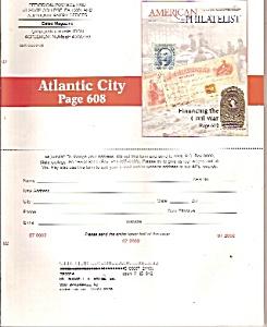 American Philatelist magazine =- Juloy 2002 (Image1)