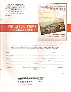 American Philatelist magazine -  June 2002 (Image1)