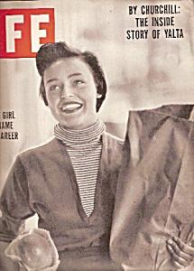 Life Magazine -  November 9, 1953 (Image1)