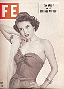 Life Magazine -  March 9, 1953 (Image1)
