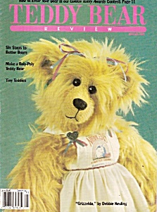 Teddy Bear Review magazine - Spring 1990 (Image1)