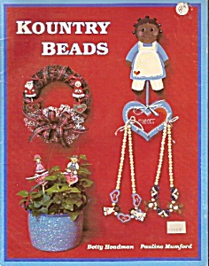 Kountry  Beads magazine -  copyright 1986 (Image1)