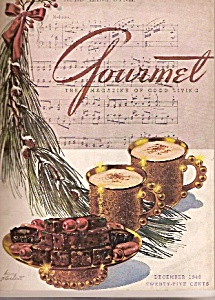 Gourmet Magazine - December 1943