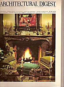 Architectural digest -  July/August 1975 (Image1)