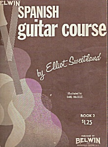 Spanish guitar course - Book 2 (Image1)