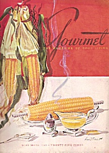 Gourmet Magazine - September 1943