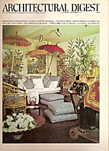 Architectural Digest - November/December 1975 (Image1)