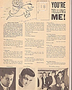 16 Magazine -  August 1964 (Image1)