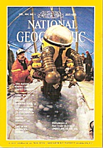 National Geographic magazine =-  July 1983 (Image1)