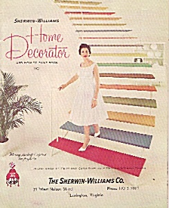 1961 The Sherwin Williams Co CATALOG (Image1)