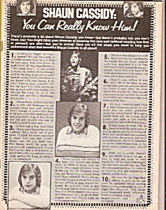 FARRAH FAWCETT Tiger Beat Magazine  - 1972 (Image1)