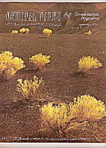 National Parks & conservation magazine-  January 1973 (Image1)