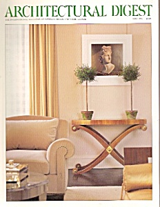 Architectural digest magazine-   may 1996 (Image1)