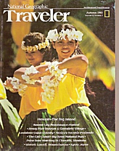 National Geographic Trav eler =-  Autumn 1985 (Image1)