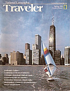 National Geographic Travelor - Spring 1985 (Image1)