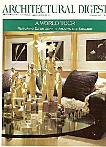 Architectural digest - Janaury 1993 (Image1)