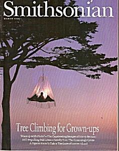 Smithsonian magazine -  March 2002 (Image1)