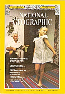 National Geographic magazine - June 1979 (Image1)