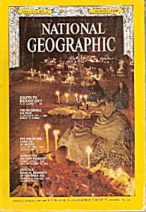National Geographic -= Auugst 1968