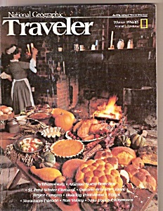 National Geographic traveler-  Winter 1984=85 (Image1)