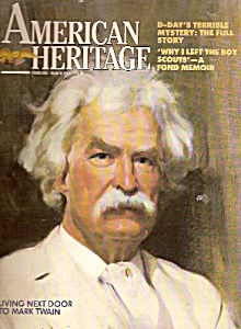 American Heritage magazine -  February- March 1985 (Image1)