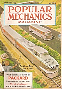Popular Mechanics magazine -  September 1955 (Image1)