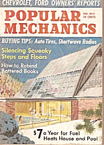 Popular Mechanics magazine -  February 1965 (Image1)