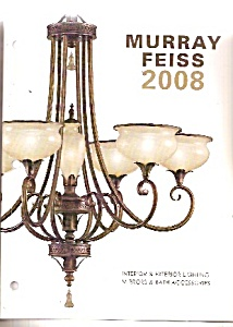 MURRAY FEISS  Catalog -   2008 (Image1)