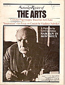 Saturday Review of the Arts magazine - January 1973 (Image1)
