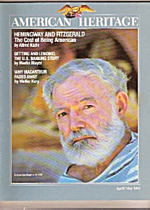 American Heritage magazine -April/May 1984 (Image1)