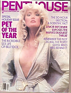 Penthouse magazine =-  December 1984 (Image1)