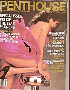 Penthouse magazine -  July 1984 (Image1)